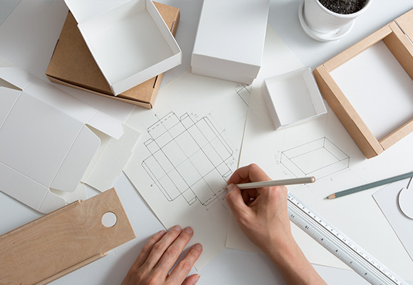 papers-and-boxes-on-the-table