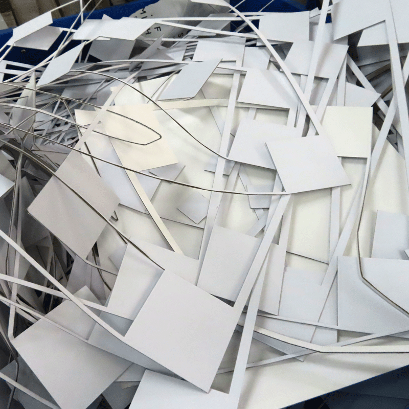 waste paper recycle